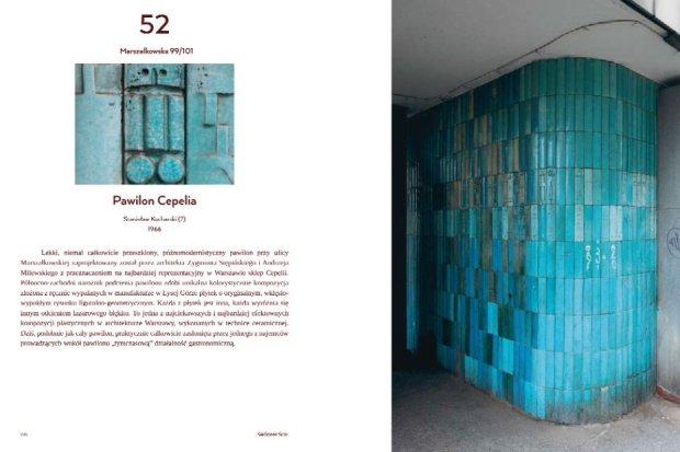 Mozaika warszawska. Przewodnik po plastyce w architekturze stolicy 1945-1989, Pawe� Giergo�