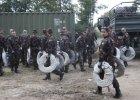 W�gry, wojsko przygotowuje si� do rozstawienia p�otu z drutu kolczastego
