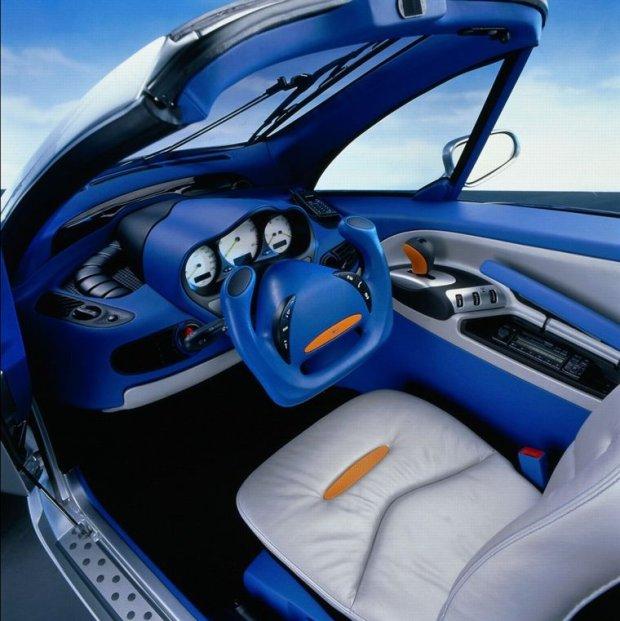 Mercedes F300 Life Jet