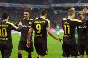 Bundesliga. Aubameyang goni Lewandowskiego w klasyfikacji strzelc�w