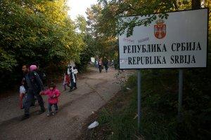 Chorwacja zamyka granic� dla Serb�w. W�adze: Ale tylko dla pojazd�w
