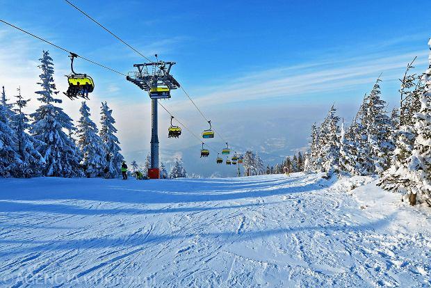 Zdjęcie numer 1 w galerii - Szczyrk nową zimową stolicą Polski?