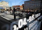 Szklany pawilon na pl. Nowy Targ zmieni się w wielki radioodbiornik