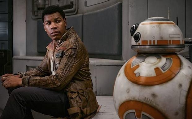 Kadr z filmu 'Gwiezdne wojny: Ostatni Jedi ' (2017)