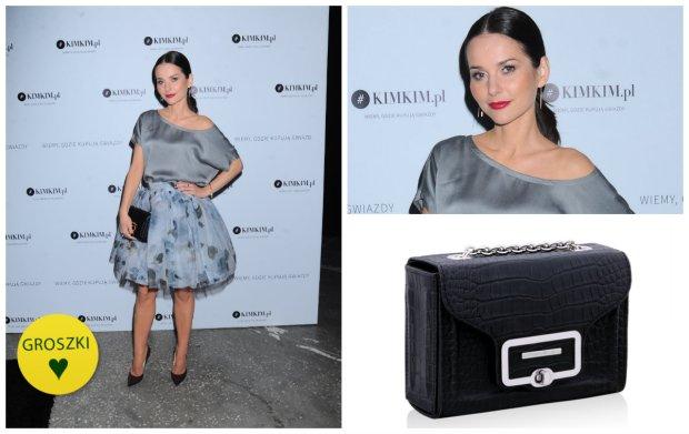 Paulina Sykut podczas Finału Fashion Designer Awards