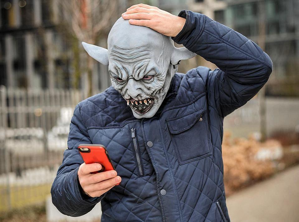Rafał Ferber, twórca profilu 'Mordor na Domaniewskiej'