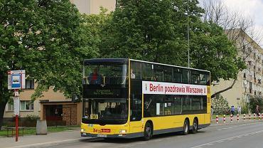 Berlin pozdrawia Warszawę