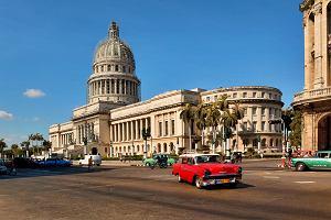 G�odna zagranicznego kapita�u Kuba pozwala na obce inwestycje
