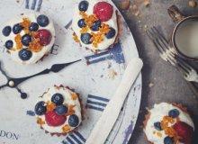 Kruche ciasto na babeczki lub spód do mazurka - ugotuj