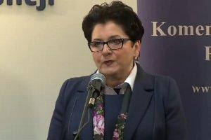 """Teresa Piotrowska jedzie do Pary�a na spotkanie ws. walki z terroryzmem. """"Wzmo�ona czujno�� wszystkich s�u�b"""""""