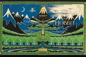 """Niemal 800 tys. z� za unikatowy egzemplarz """"Hobbita"""""""