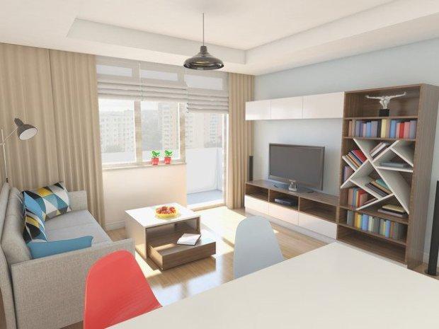 Jak atrakcyjnie zaprezentować mieszkanie na zdjęciach?