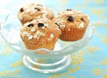 Muffiny owsiane - ugotuj