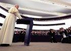 Papie� Franciszek w PE: Europa to babcia, ju� bezp�odna i niet�tni�ca �yciem