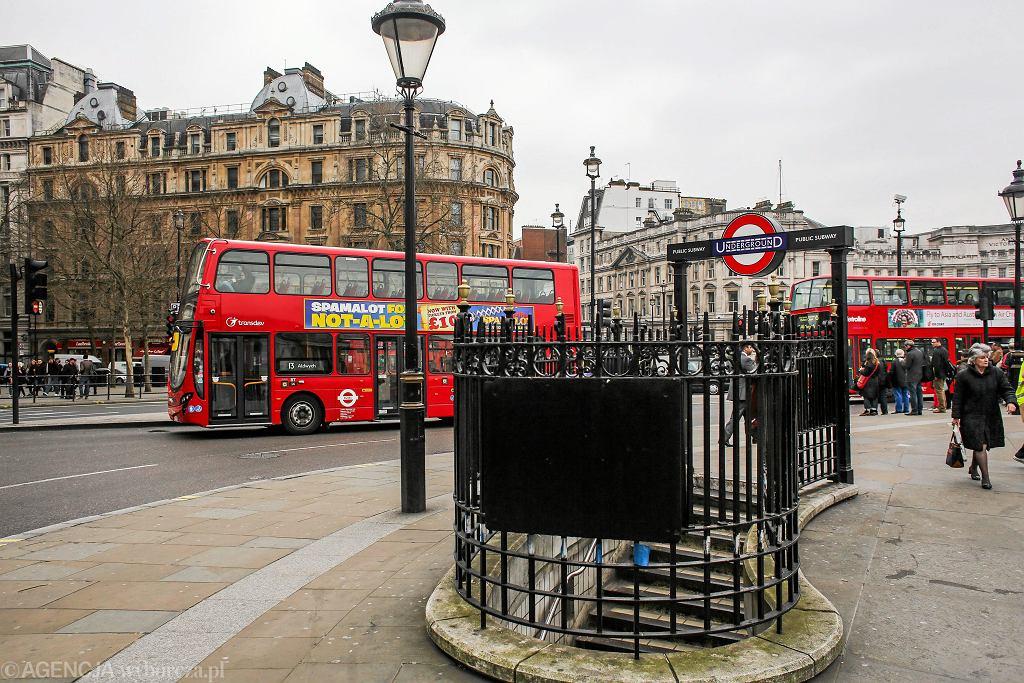 Londyn, Trafalgar Square