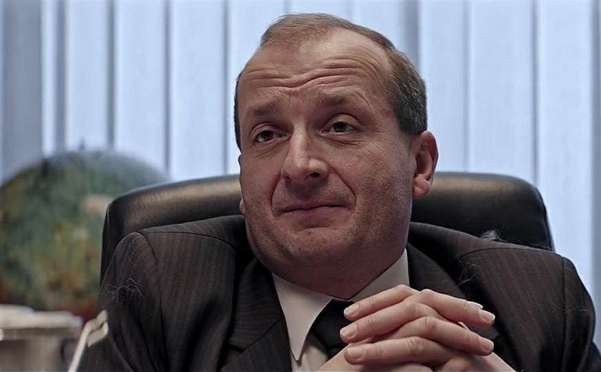 Robert Górski w 'Uchu Prezesa'