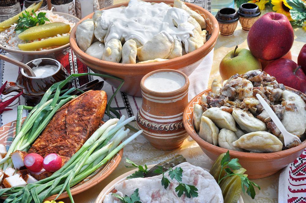 Ukraina kuchnia ukraińska