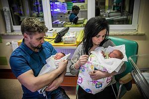 Fenomen w rodzinie: Trzy pary bliźniąt co pięć lat