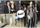 "Lady Gaga, Kendall Jenner, Mira Duma, Nicki Minaj, Alexa Chung oraz s�ynne top modelki na przyj�ciu ""Harper's Bazaar"" [ZDJ�CIA]"