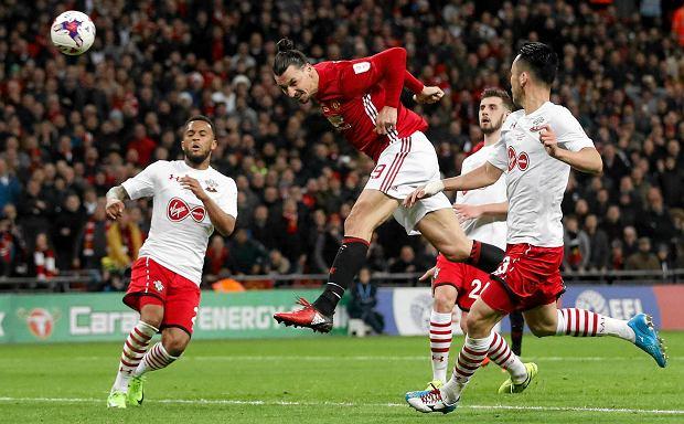 Zdjęcie numer 2 w galerii - Manchester United wywalczył Puchar Ligi Angielskiej