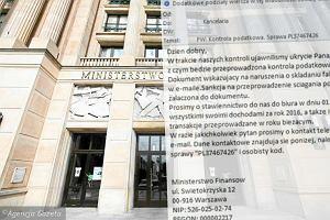 Ministerstwo Finans�w chce ci� �ciga� za ukrywanie dochod�w? To oszustwo. Mo�esz straci� wszystkie dane