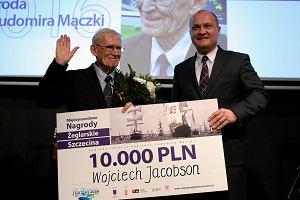 Najlepsi żeglarze nagrodzeni. Pierwsza taka gala w Szczecinie [ZDJĘCIA]