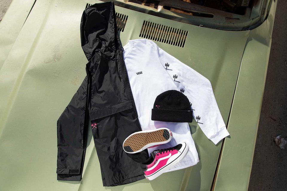 Ubrania i buty z nowej kolekcji Vans