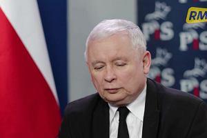 Kaczyński upomina Macierewicza: Oczekuję, że jego ekstrawagancja będzie ograniczona