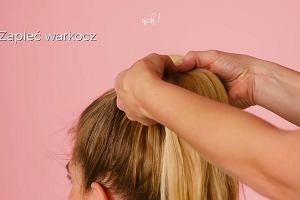 Nie potrafisz ujarzmić włosów podczas ćwiczeń? Zobacz, jak zrobić 3 proste fryzury na trening
