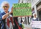 Parada Senior�w w sobot� w Warszawie. Bo staro�� przysz�o�ci� narodu