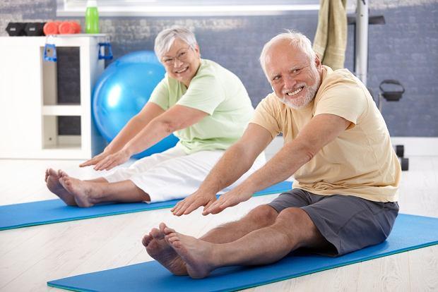Stawy potrzebują ruchu - ćwiczenia