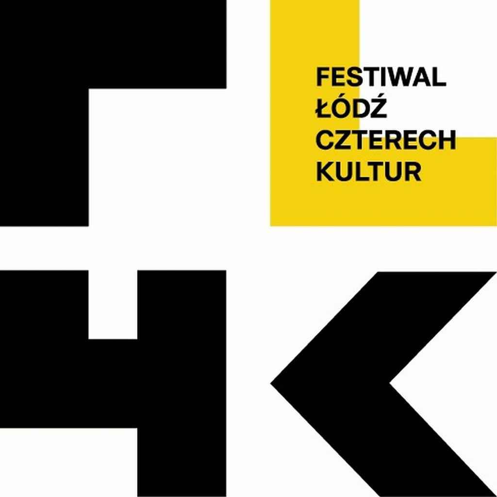 Festiwal Łódź Czterech Kultur 2018, logo / Mat. prasowe