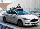 Szef Ubera: autonomiczne samochody przyszłością firmy