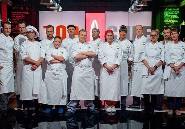 Uczestnicy programu Top Chef
