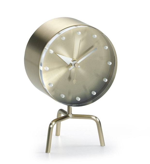 Tripod Clock Design George Nelson, 1947   Vitra Collections AG