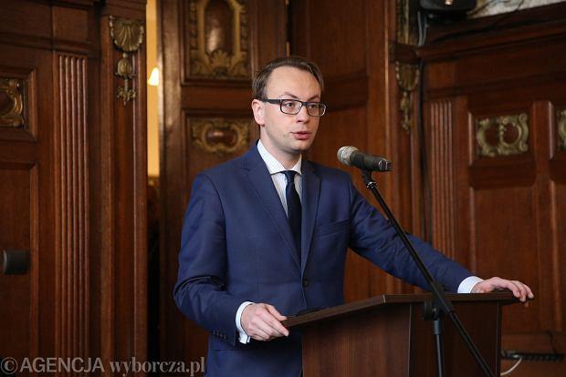 Wojewoda zachodniopomorski Krzysztof Kozłowski