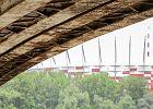 Rdza po�era warszawskie mosty. Brak pieni�dzy na remont