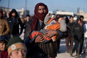 Turcja: przyjmiemy uciekinier�w z Aleppo. Ale granica wci�� jest zamkni�ta