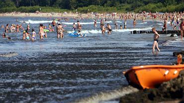 Plaża. Zdjęcie ilustracyjne