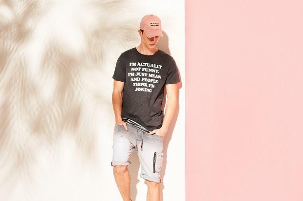 741e0d718b6fe Szorty męskie - nie tylko na wakacje. Sprawdź, jak je modnie nosić!