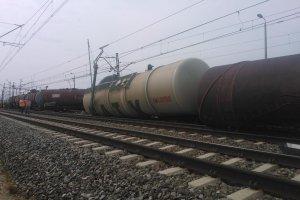 Wykoleił się pociąg pod Tczewem. Ruch wstrzymany