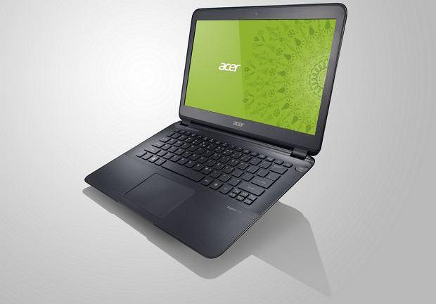 Cieniutki laptop: Acer Aspire S5-391
