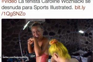 Caroline Wozniacki zaskoczyła kibiców. Wzięła udział w odważnej sesji zdjęciowej