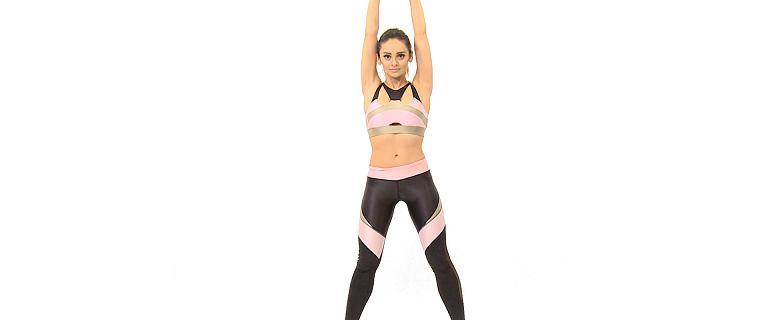 Sylwia Nowak i jej sposób na stretching po treningu