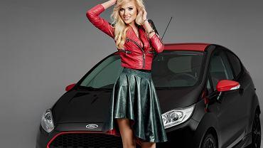 Agata i Ford Fiesta Black Edition