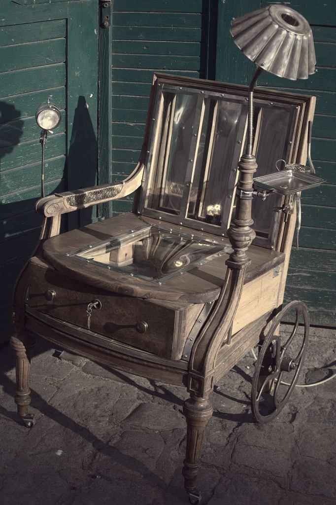 Robert Lenard Bachman 'Fotel El Presidente' / Materiały prasowe