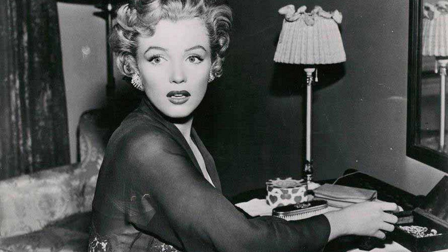 Marilyn Monroe w 1952 r.