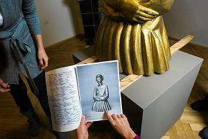 """Wystawa """"Rodin/ Dunikowski. Kobieta w polu widzenia"""". Poczuć ciało w koniuszkach palców"""
