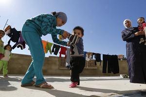 Rusza akcja walki z polio. Najwi�ksza w historii Bliskiego Wschodu