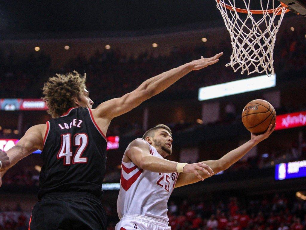 Houston Rockets - Portland Trail Blazers